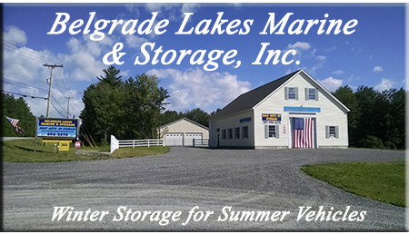 Indoor Auto, RV & Boat Storage, Belgrade Lakes Marine, Belgrade, Maine